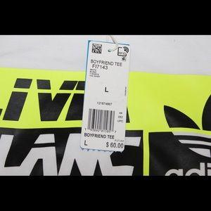 adidas Tops - ADIDAS OLIVIA OBLANC BOYFRIEND TEE KYLIE JENNER